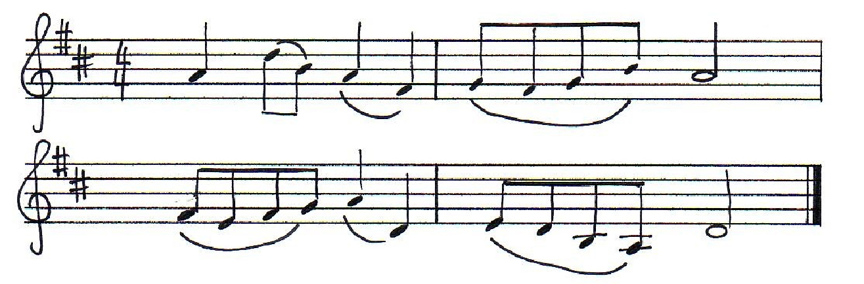 musikstück